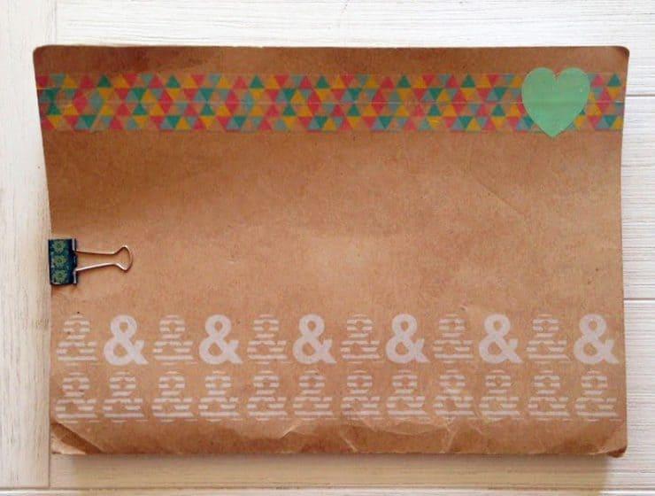 A mum's sanity folder