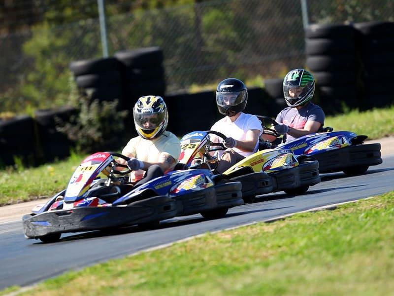 Things for older kids to do in Sydney - Go Karting