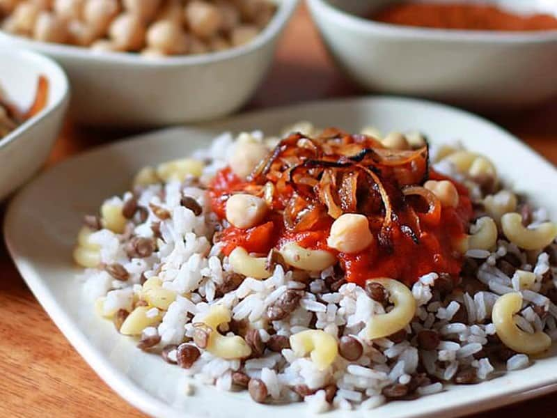 Koshari + 24 more family dinner recipes we love