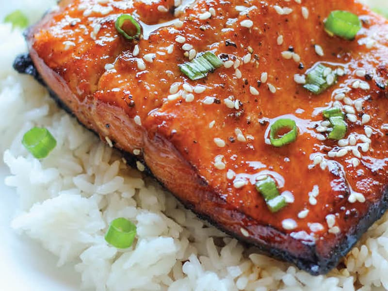 Sesame glazed tuna + 24 other family dinner recipes we love