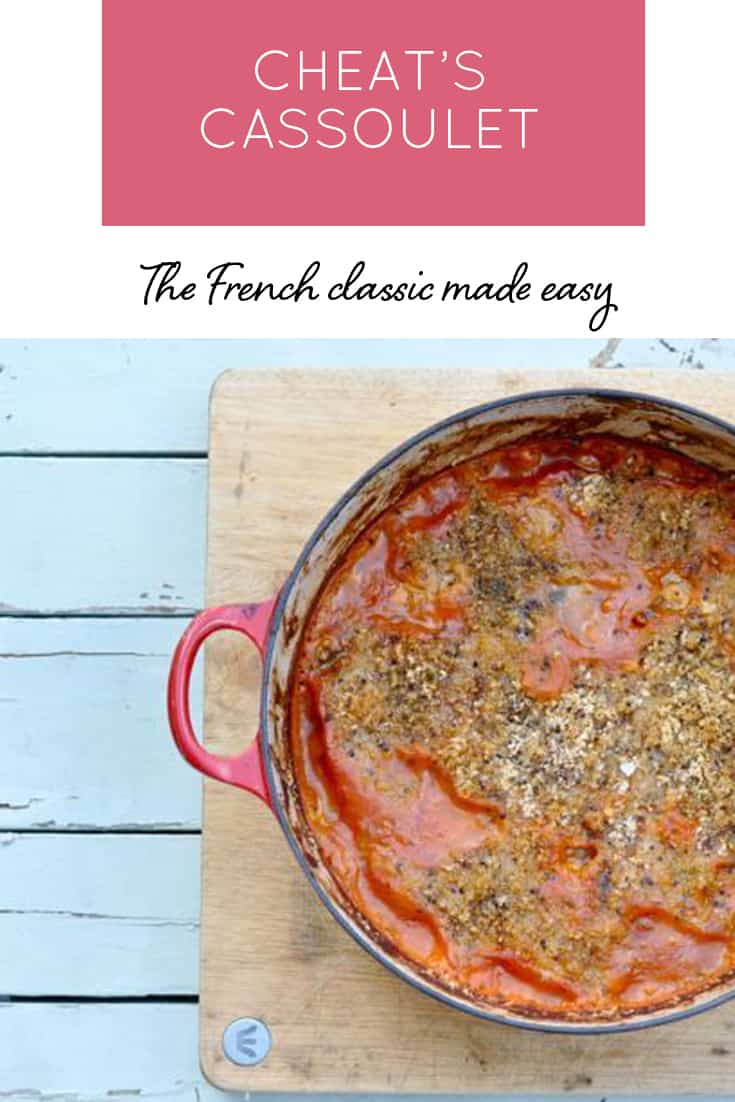 Cheat's Cassoulet - the French classic made easy