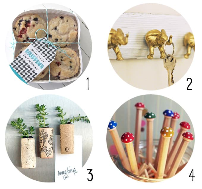 DIY Christmas gifts to make for friends