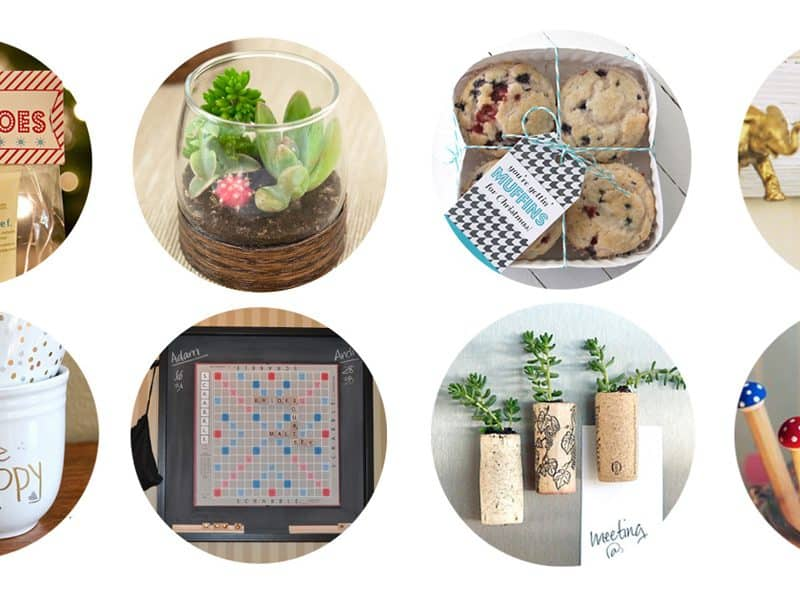 8 DIY Christmas Gifts To Make For Friends, Neighbours And