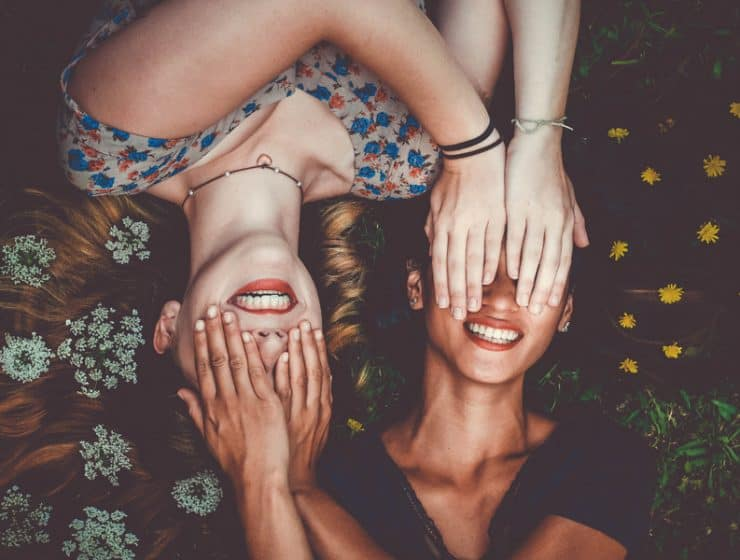 Fake smiles, not orgasms - the key to happiness