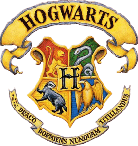Légend image pertaining to hogwarts crest printable