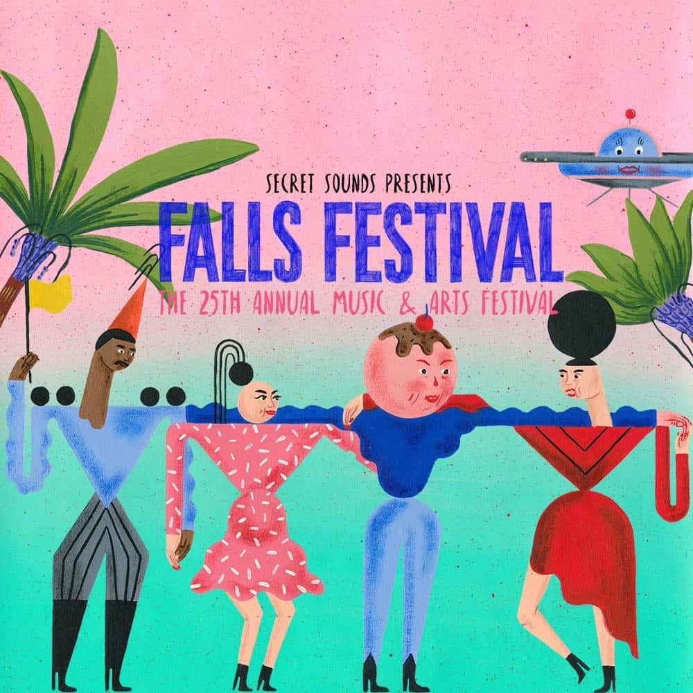 Music Festivals for Families - Falls Festival