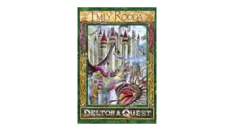 Book series for reluctant readers - Deltorra Quest