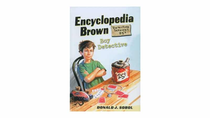 Book series for reluctant readers - Encyclopedia Brown