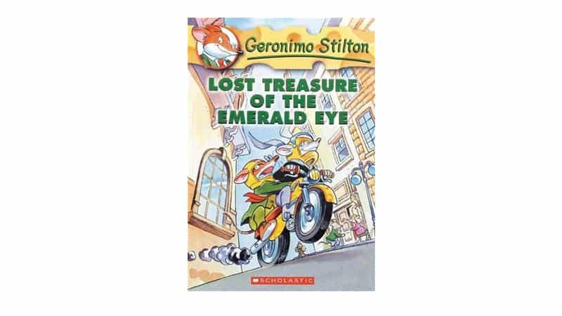 Book series for reluctant readers - Geronimo Stilton
