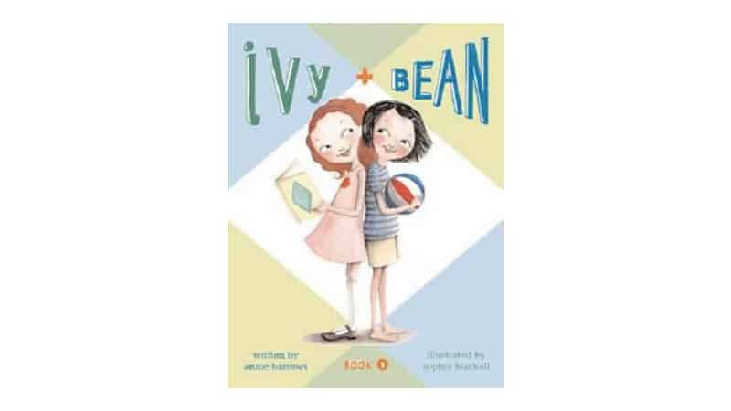 Book series for reluctant readers - Ivy + Bean