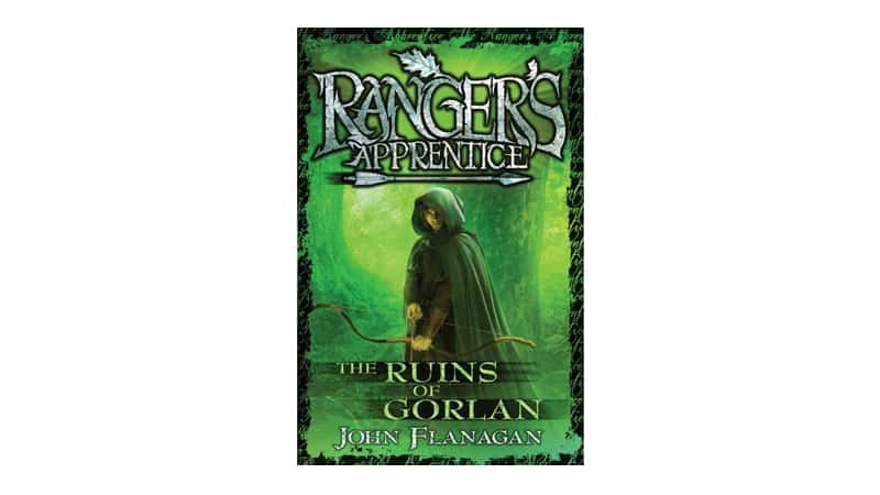 Book series for reluctant readers - Ranger's Apprentice