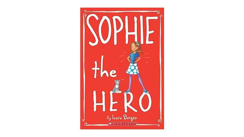 Book series for reluctant readers - Sophie the Hero