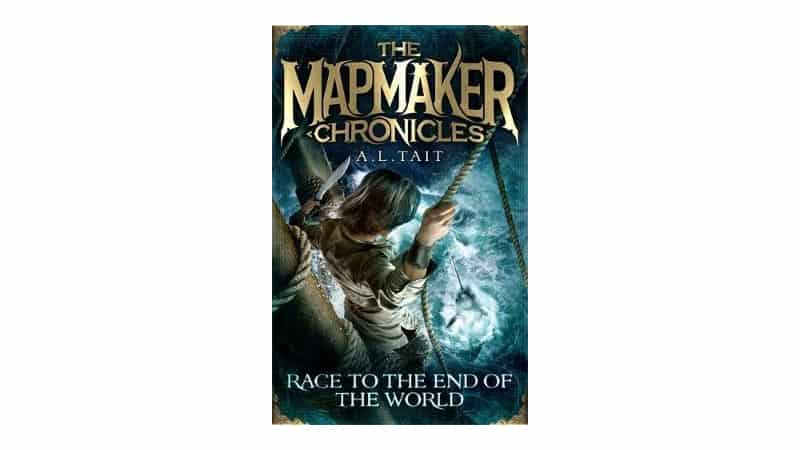 Book series for reluctant readers - The Mapmaker Chronicles copy