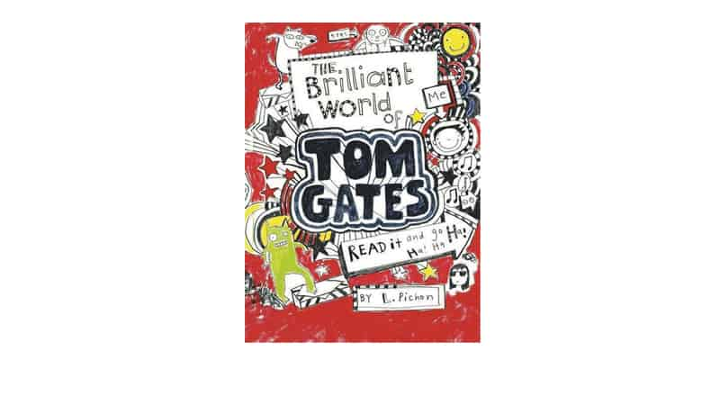 Book series for reluctant readers - Tom Gates