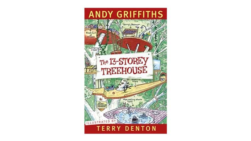 Book series for reluctant readers - Treehouse series