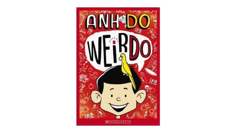 Book series for reluctant readers - Weirdo