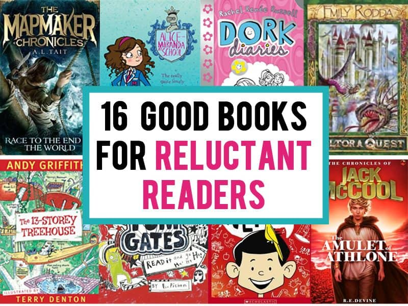 series reluctant readers books put ages awesome down mumlyfe cant read