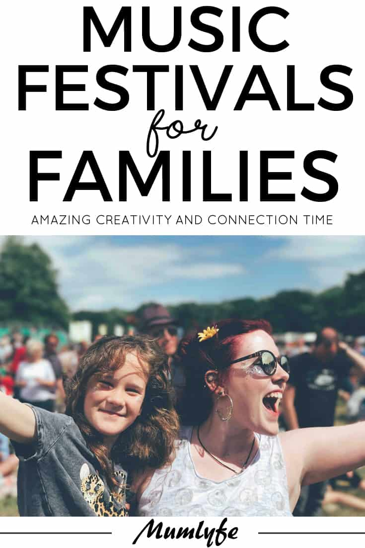 Music festivals for families - we pick the very best from across Australia