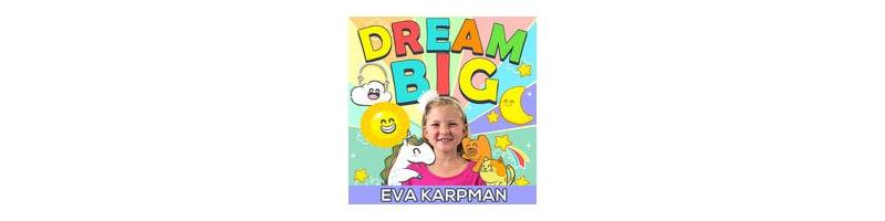 Podcasts for tweens - Dream Big