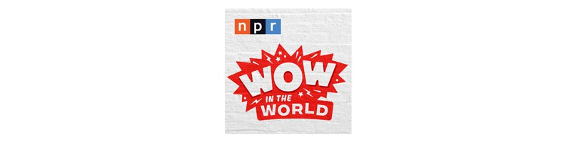 Podcasts for tweens - Wow in the WorldPodcasts for tweens - Wow in the World