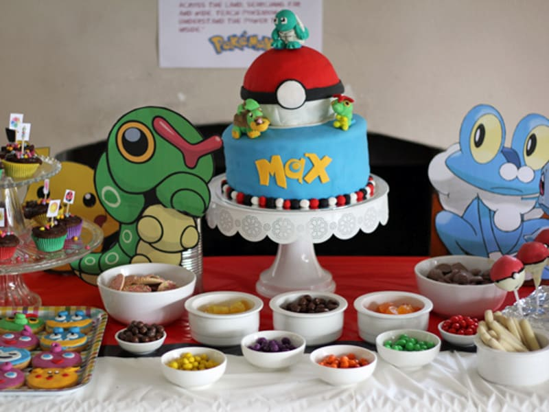 Amazing Pokemon party free printables