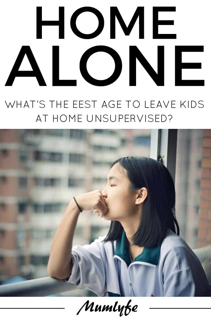 Home Alone - what's the best age to leave kids at home unsupervised