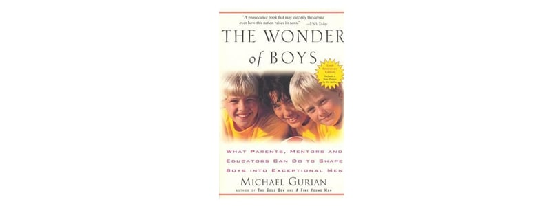 Books about raising boys: The Wonder of Boys