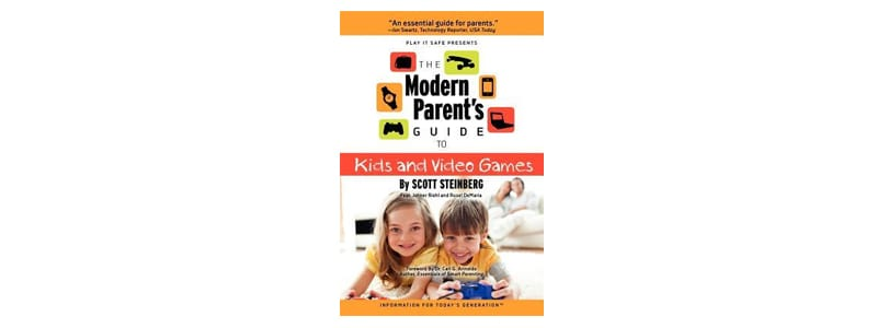 Books about Raising Boys: Modern Parent's Guide to Kids and Video Games