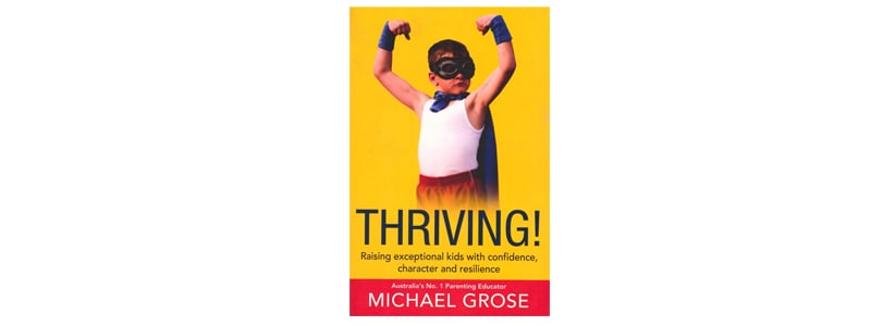 Books about raising boys: Thriving