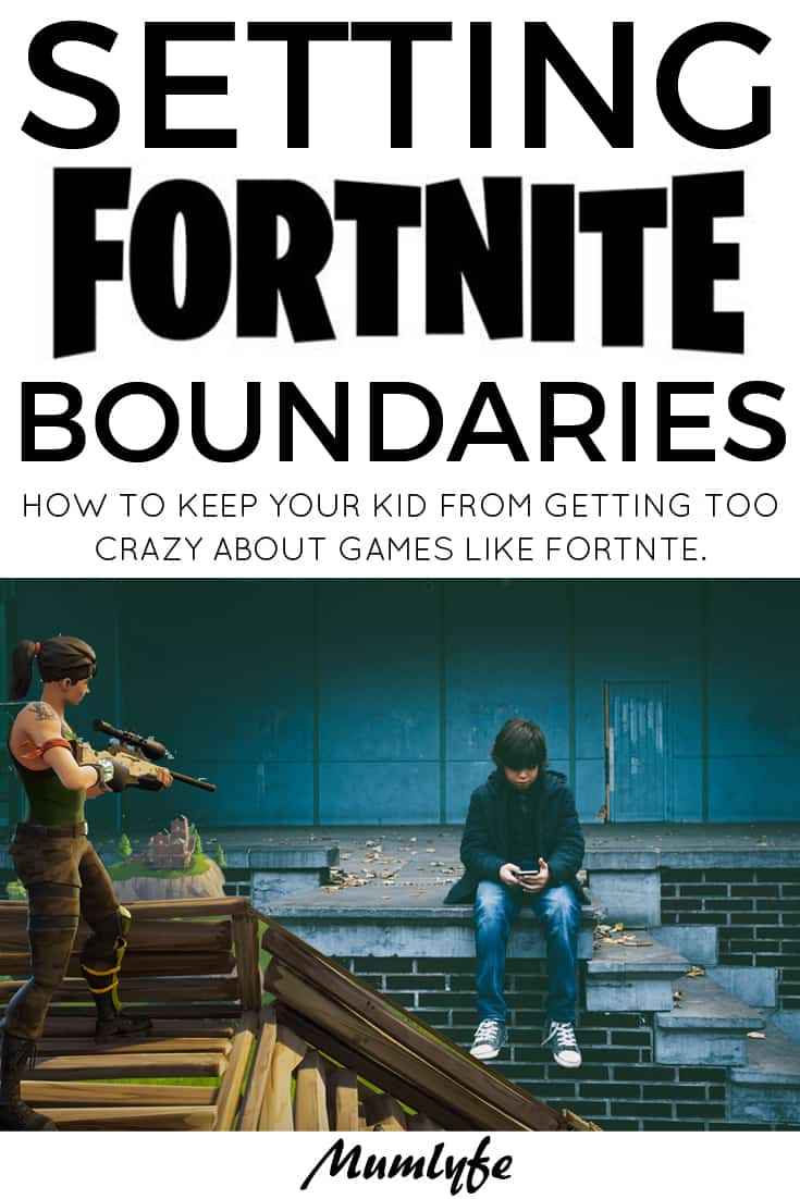 How to set boundaries on Fortnite so your kid doesn't go crazy angry