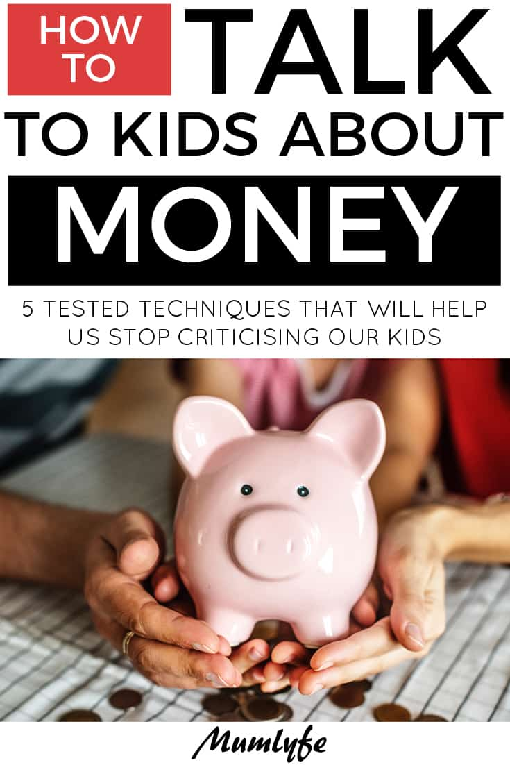 How to talk to kids about money - advice from a financial planner and mum