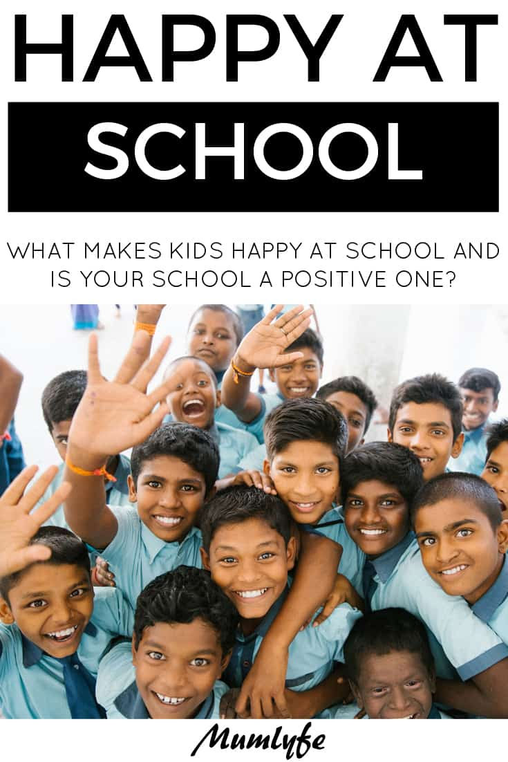 Positive education - what makes kids happy at school