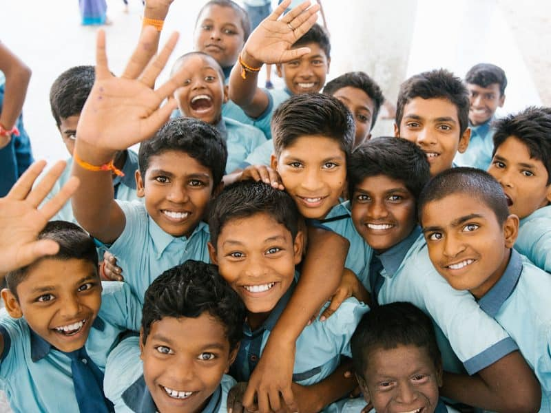 Positive education - what makes a kid happy at school