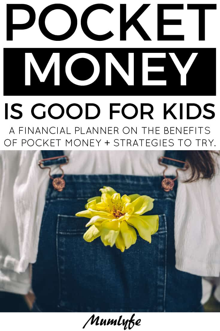 Why pocket money is good for kids and some pocket money strategies