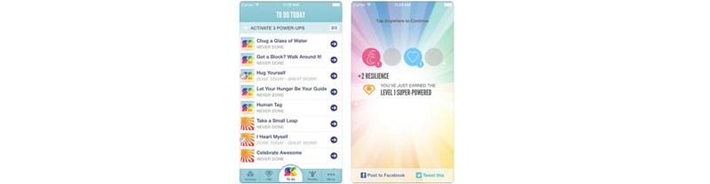 SuperBetter app