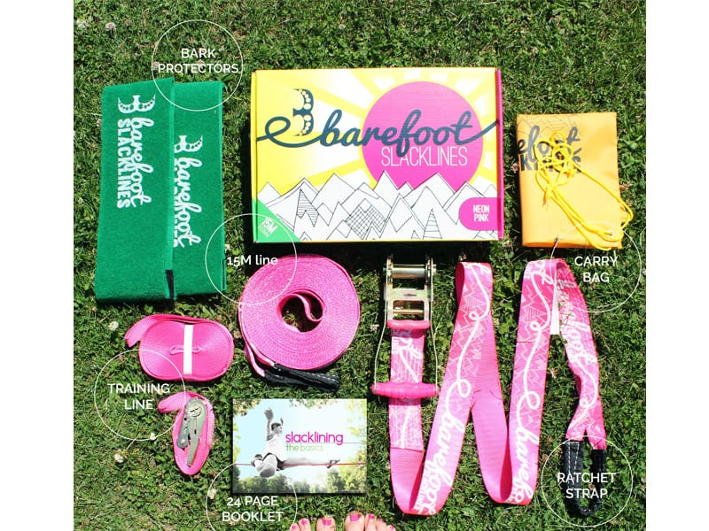 Gifts for teen girls - Slackline