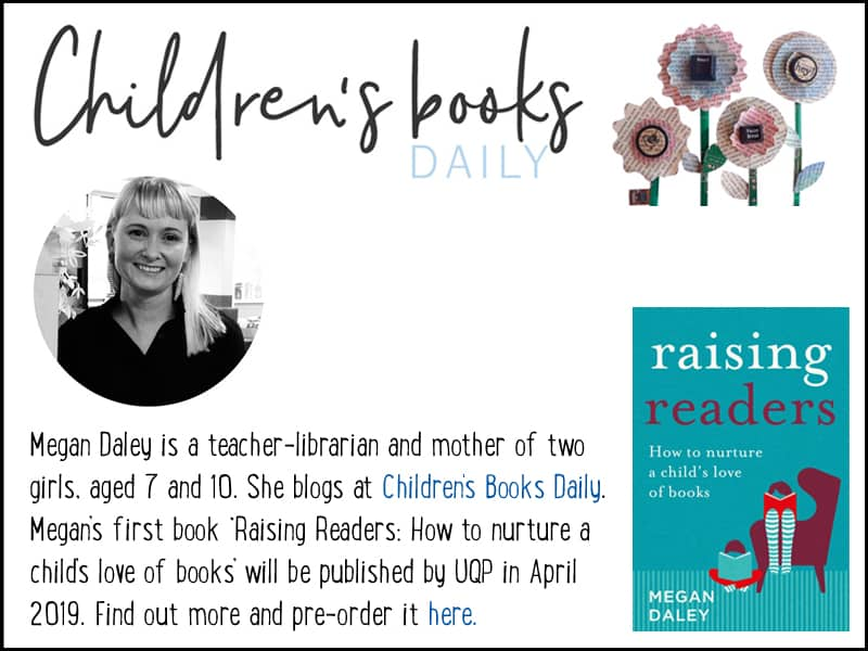 Megan Daley - Raising Readers