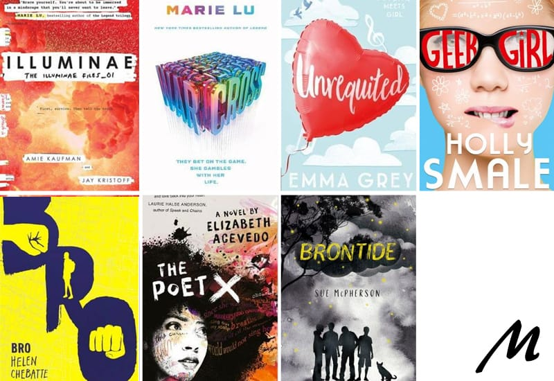 Gifts for reluctant readers - awesome books for teens