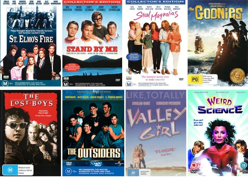 80s movies that will take you back to your teen years #80s #movies