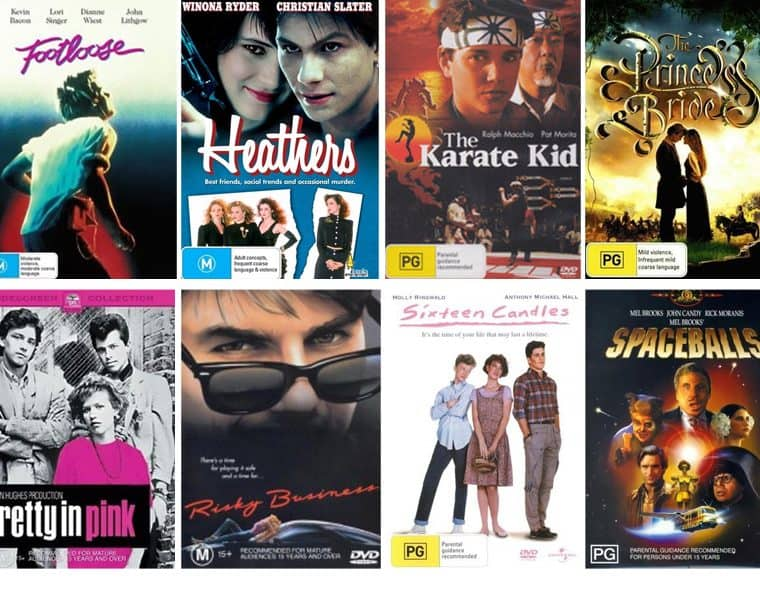 80s movies to watch with your kids - ultimate list of over 75 80s movies that will take you back in time.