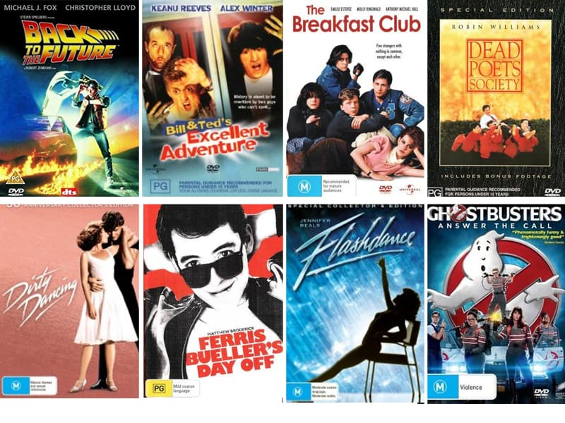 The best 80s movies to watch with your kids #80s #movies #teens #80smovies