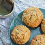 Honey and carrot muffins #recipe #muffins