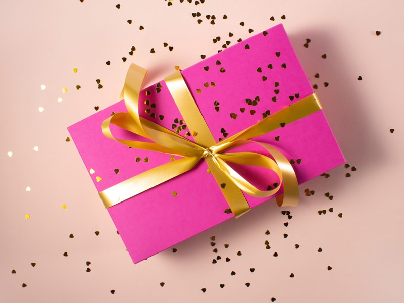 Make birthdays special - gift wrapping makes things extra-special