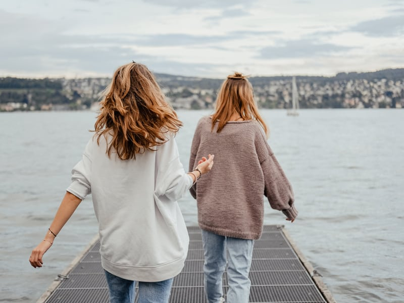 Friendships - making new friends and being vulnerable