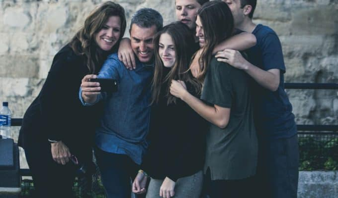 How families can have a rock solid relationship with teens and tweens