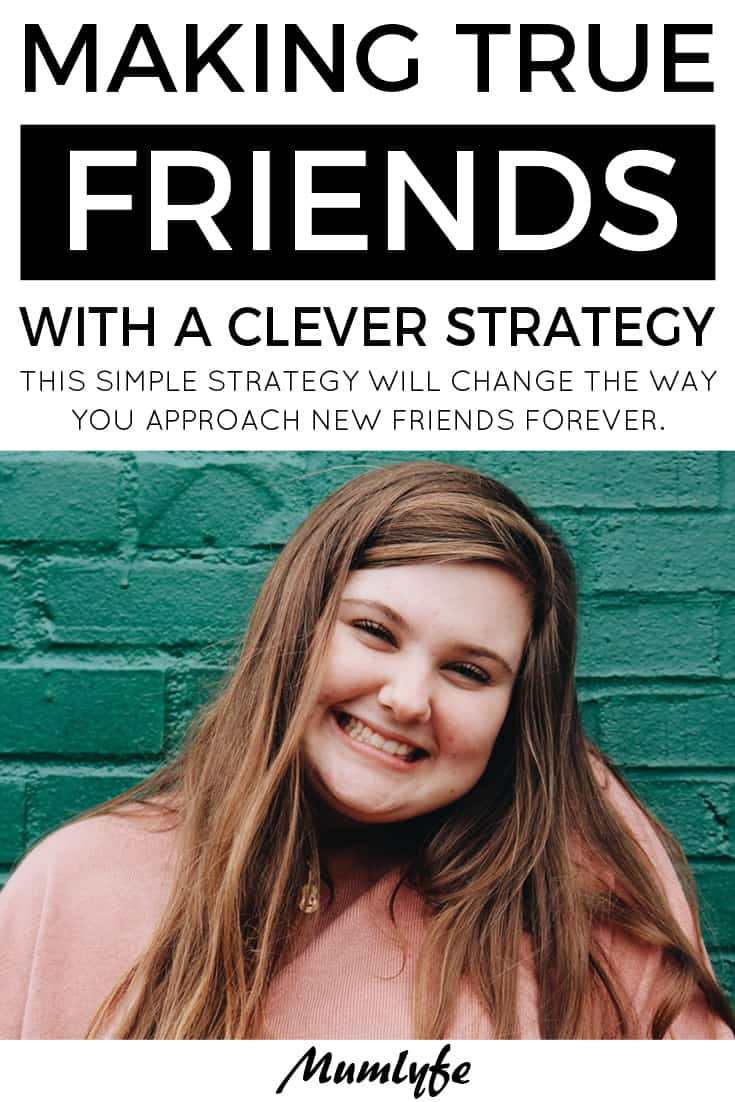 Making true friends - a simple way to approach friendshipsMaking true friends - a simple way to approach friendships