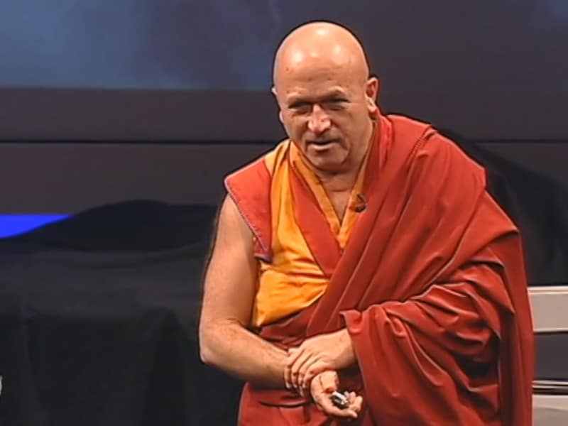 TED Talks for parents - Matthieu Ricard