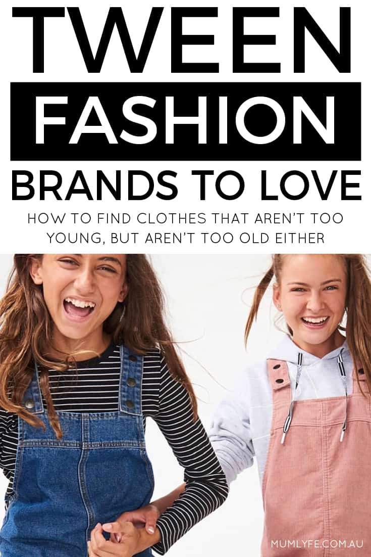 Tween fashion she will love