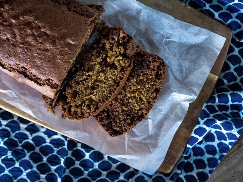 Date loaf recipe - a date loaf worth dating