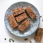 Healthy weetbix slice - easy to make and good for you too